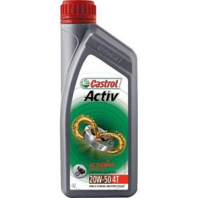 Nhớt Castrol Active  20W-50 4T 1L